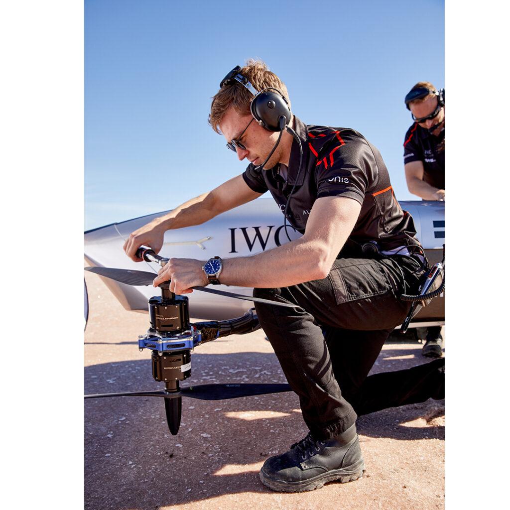 IWC Airspeeder en WatchTime México