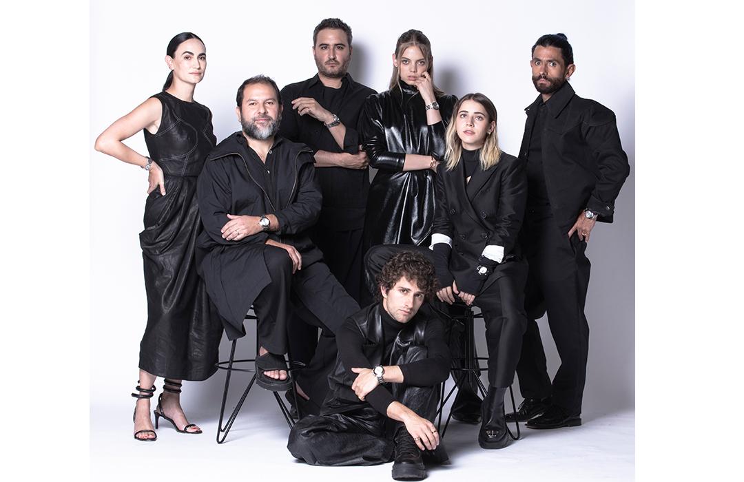 Pasha de Cartier: el relanzamiento con talentos mexicanos
