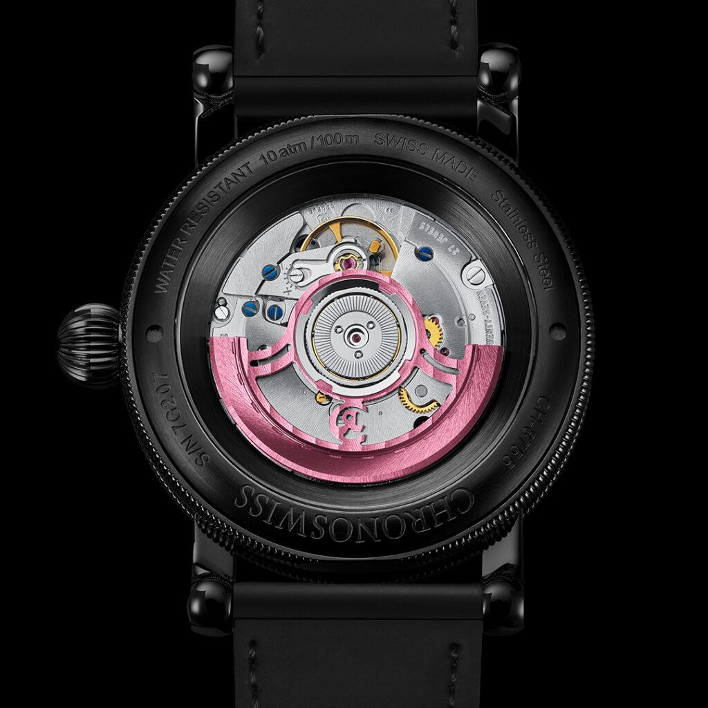Pink Panther Chronoswiss en WatchTime México