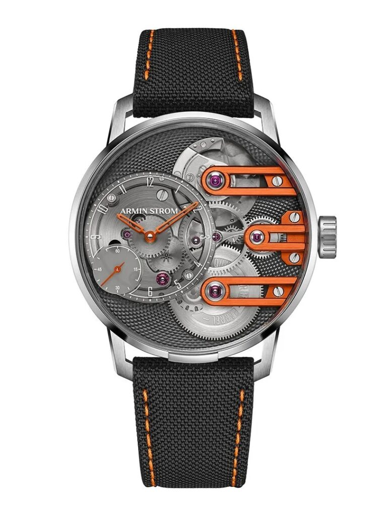 ARMIN STROM GRAVITY EQUAL FORCE ONLY WATCH UNIQUE PIECE