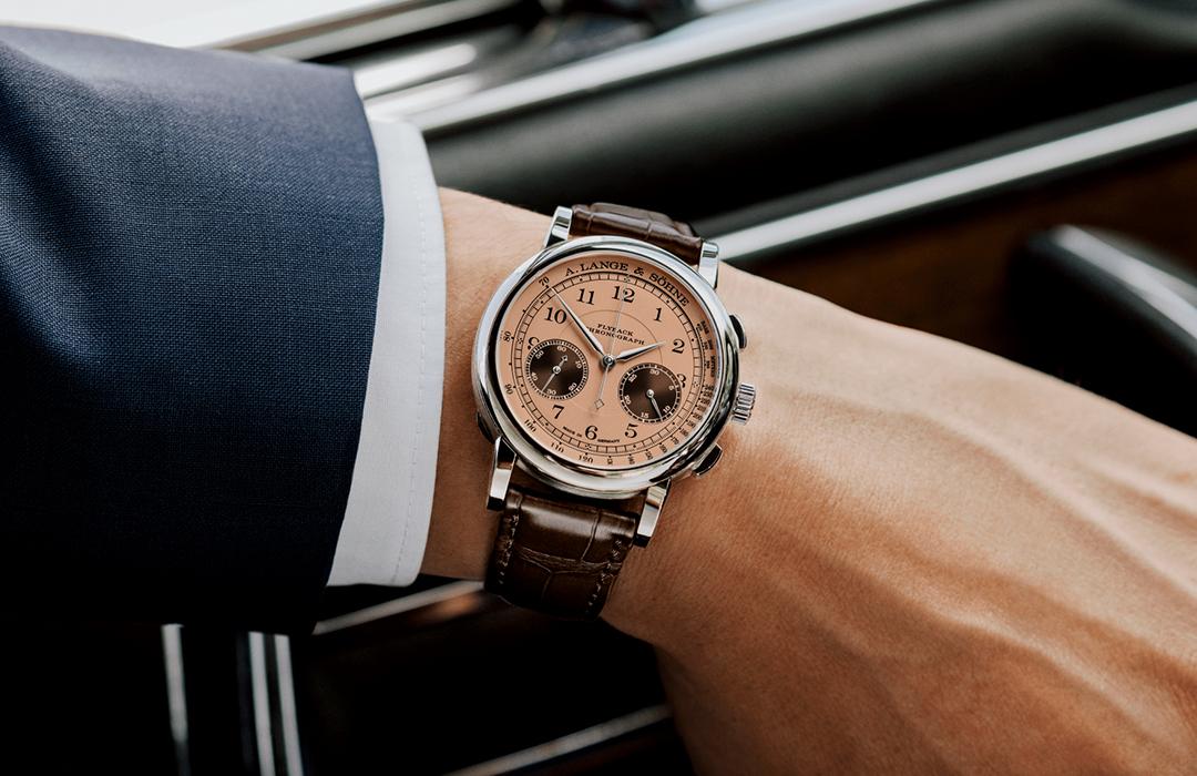 Un A. Lange & Söhne único para el mejor auto clásico