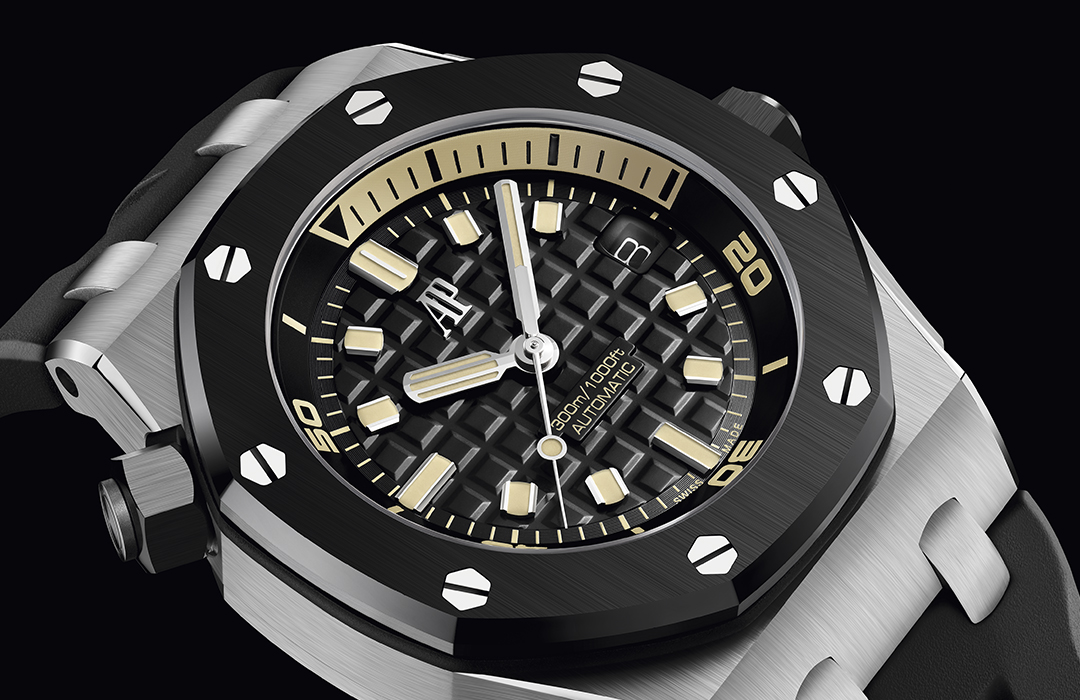 Royal Oak Offshore Diver Limited Edition