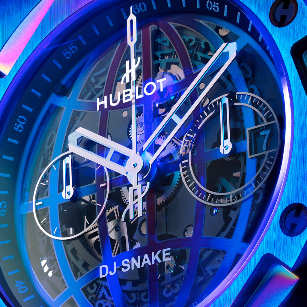 DJ Snake Hublot en WatchTime México