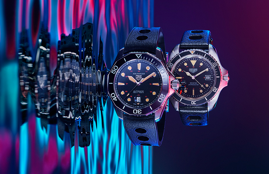 TAG Heuer lanza tres nuevos Aquaracer
