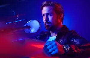 Ryan Gosling TAG Heuer en WatchTime México