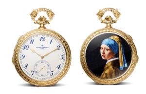 Vacheron Constantin Johannes Vermeer en WatchTime México